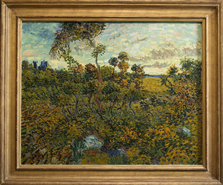 Van Gogh Rises Again